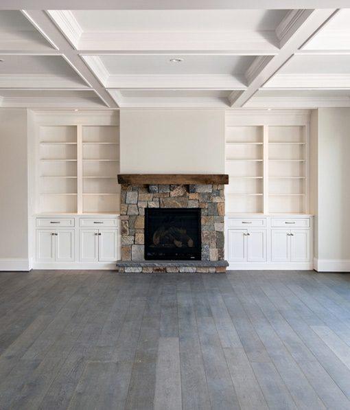 Wide Plank Oak Flooring Monomoy