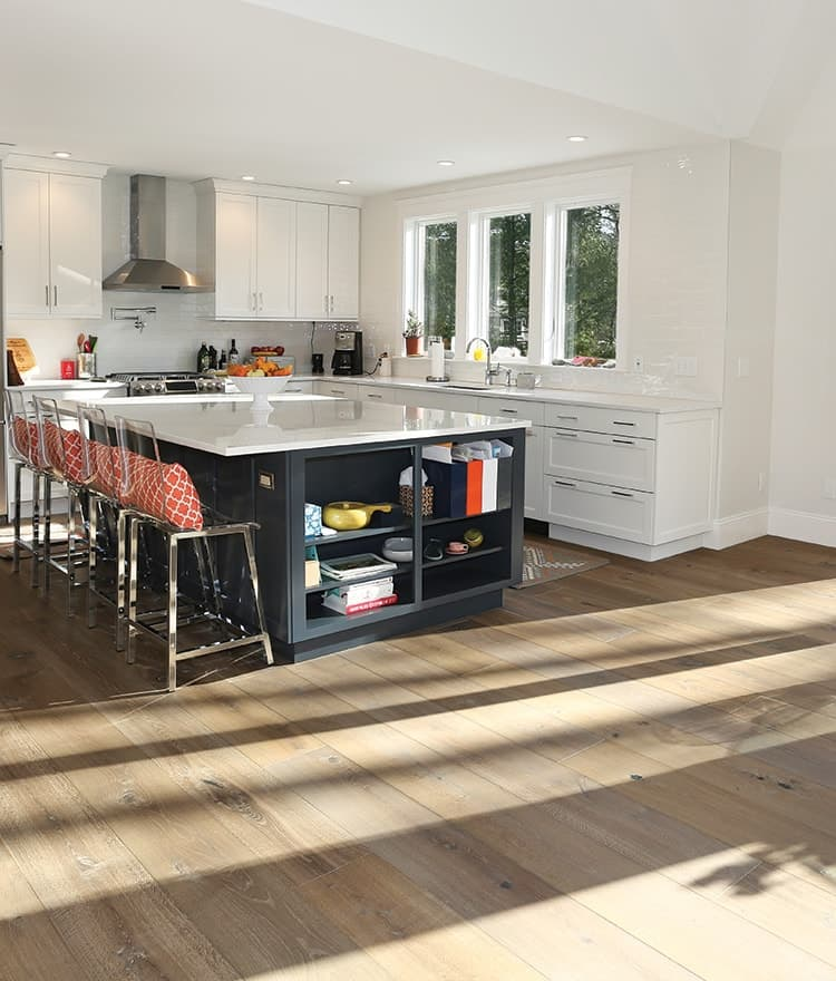 Engineered Wood Flooring | Wide Plank | Madaket | Stonewood Products