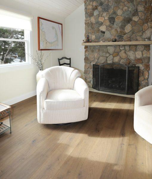 Wide wood plank flooring copley