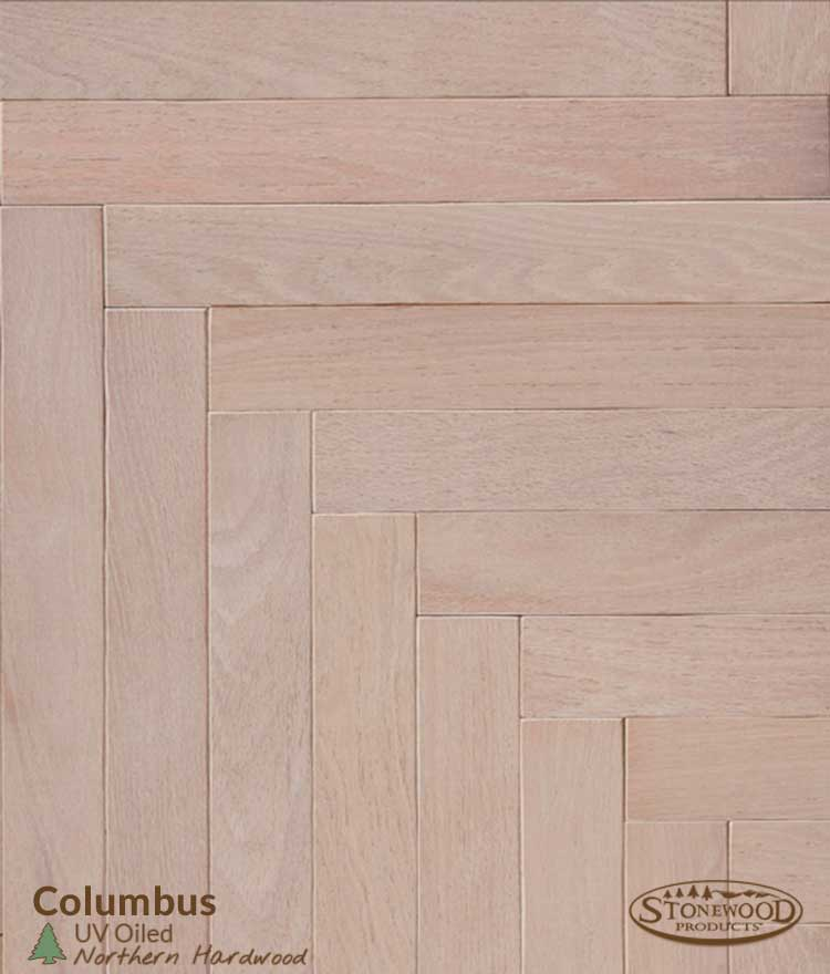 Columbus Prefinished White Oak