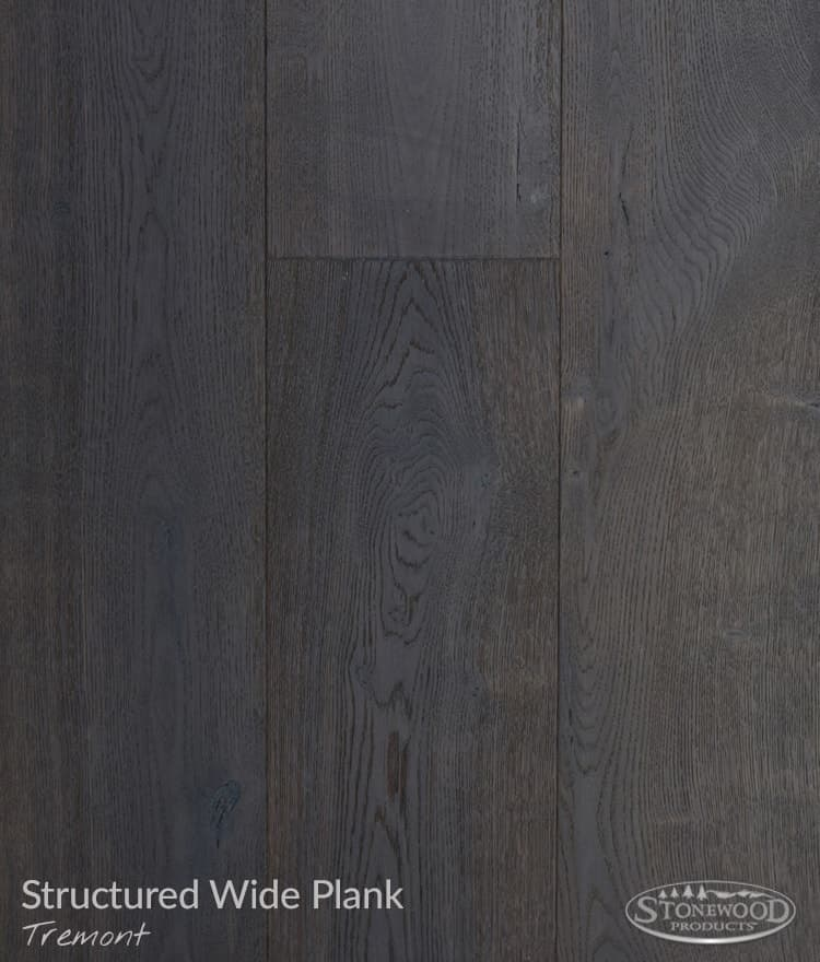 Structured Wide Plank Tremont