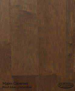 prefinished maple flooring