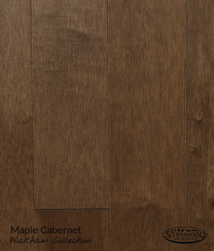 Prefinished Maple Flooring