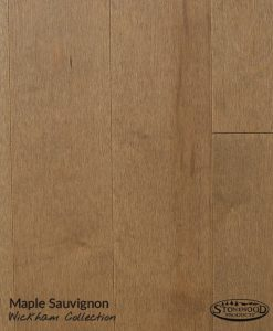 hardwood maple flooring