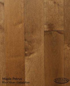 maple flooring hardwood prefinished