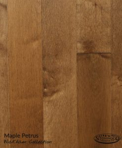 maple flooring hardwood prefinished
