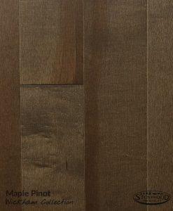 prefinished maple floor
