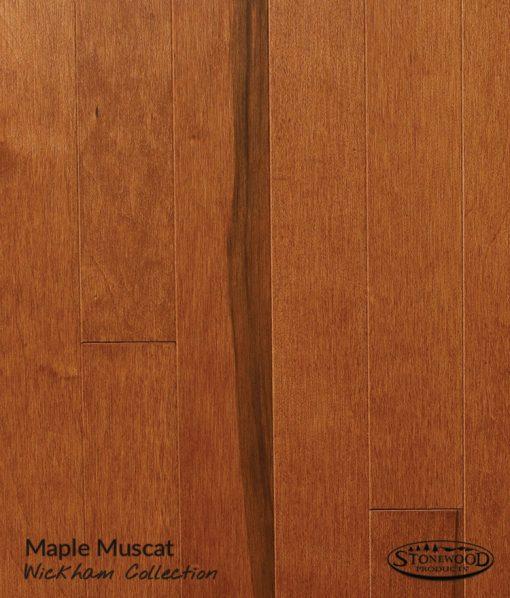 prefinished maple wood floor