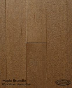 prefinished uv oiled maple flooring