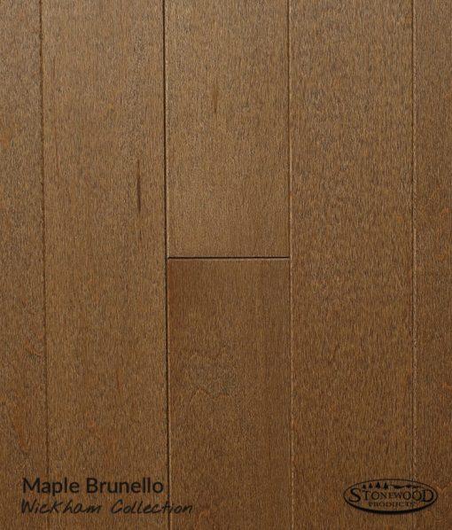 prefinished uv oiled maple flooring
