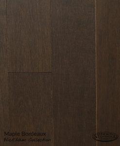 prefinished maple wood flooring