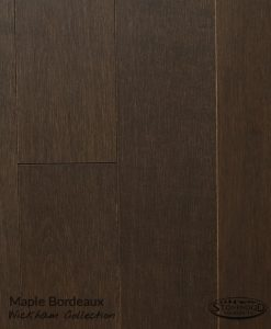 prefinished maple wood flooring