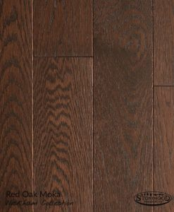 hardwood red oak flooring wickham moka
