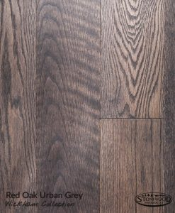 red oak prefinished floor wickham urban grey