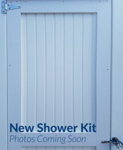 New PVC Shower Kit - Images Coming Soon