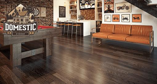 Domestic Collection Wickham Prefinished Hardwood Floors