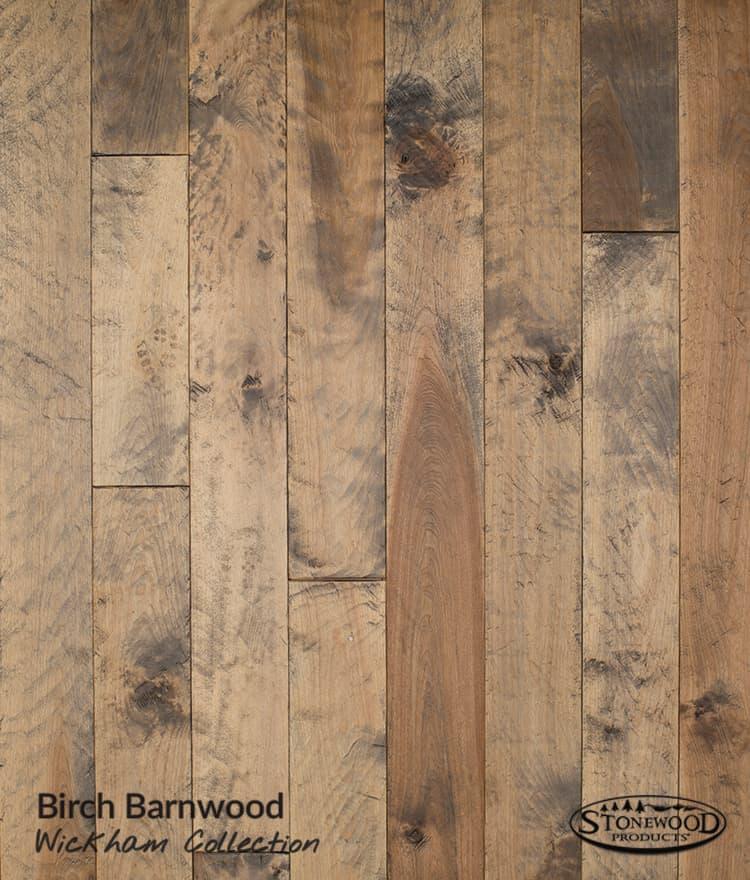 Hardwood Birch Flooring Wickham Mountain Home Collection