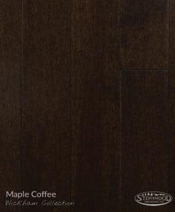 dark wood floors maple wickham coffee