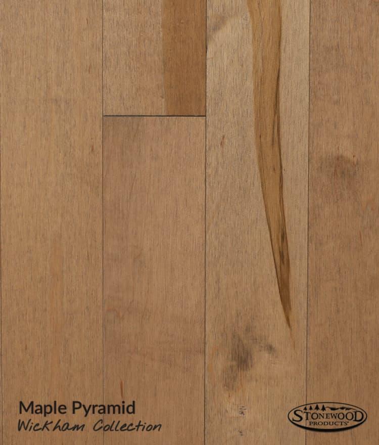 Hardwood Floor Ideas Prefinished Maple Wickham Collection