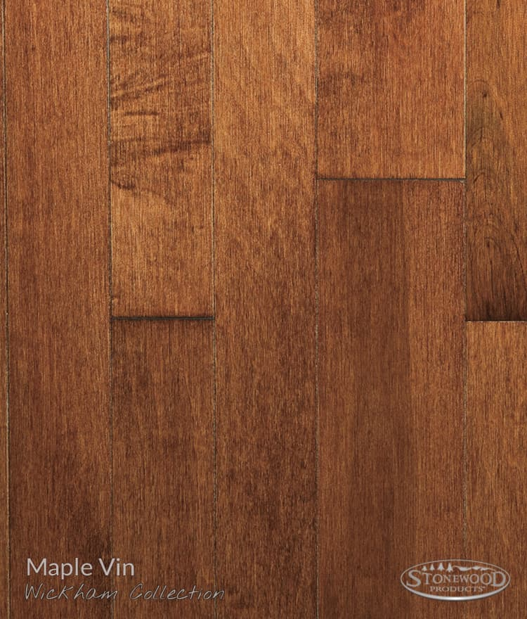 Hardwood Floor Colors Prefinished Maple Wickham Collection