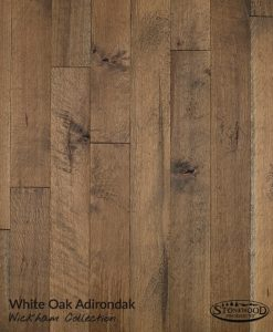white oak hardwood flooring wickham