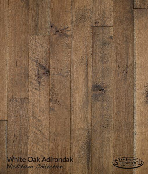 white oak hardwood flooring wickham