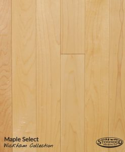 engineered hard wood floor wickham select