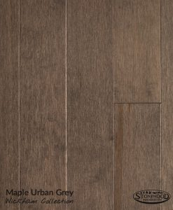grey hardwood floors maple floors urban grey