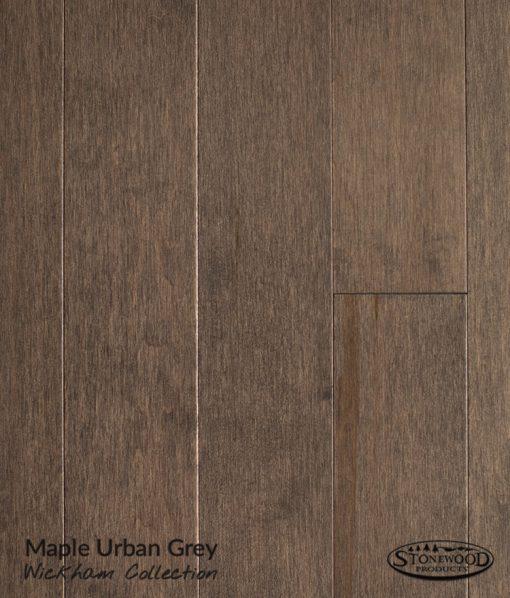 grey hardwood floors maple floors urban grey