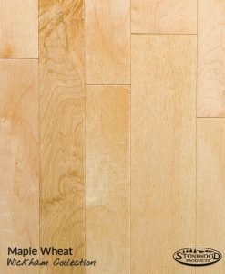 hardwood floors maple wickham wheat