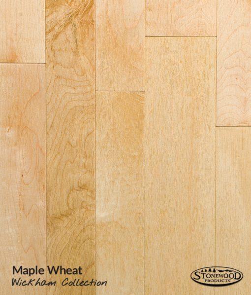 hardwood floors maple wickham wheat