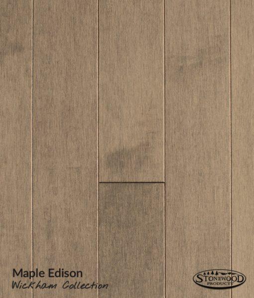 maple prefinished hard wood flooring wickham edison