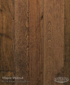 wood floor colors maple prefinished wickham walnut