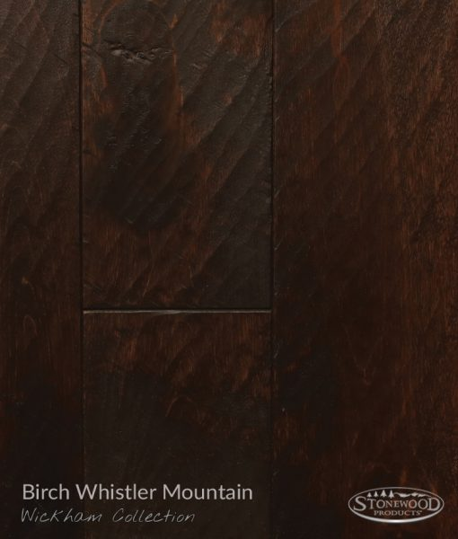 hardwood birch flooring whickham