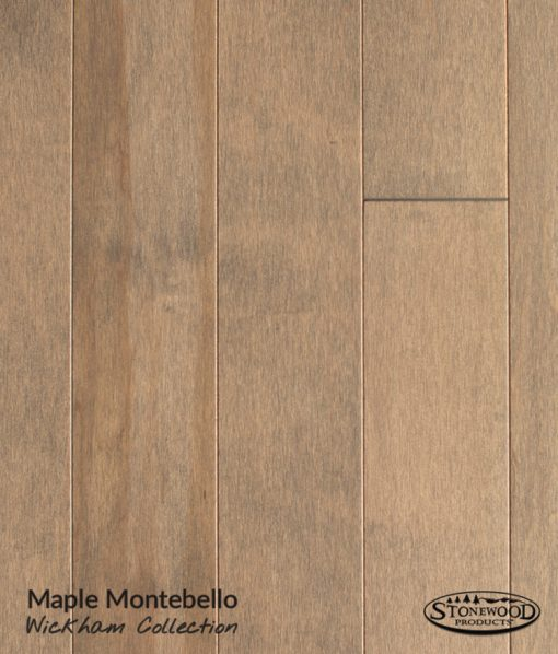 prefinshed maple engineered flooring montebello