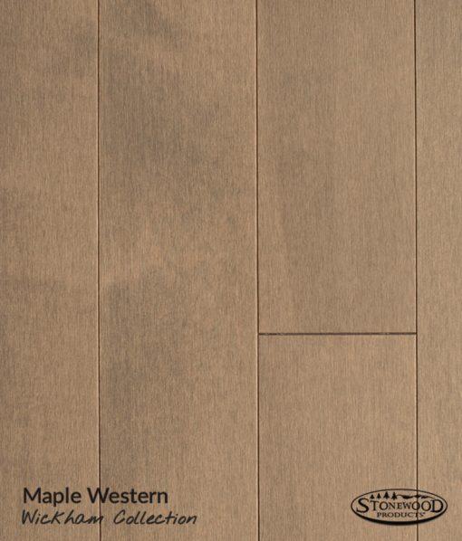 hard wood floors western