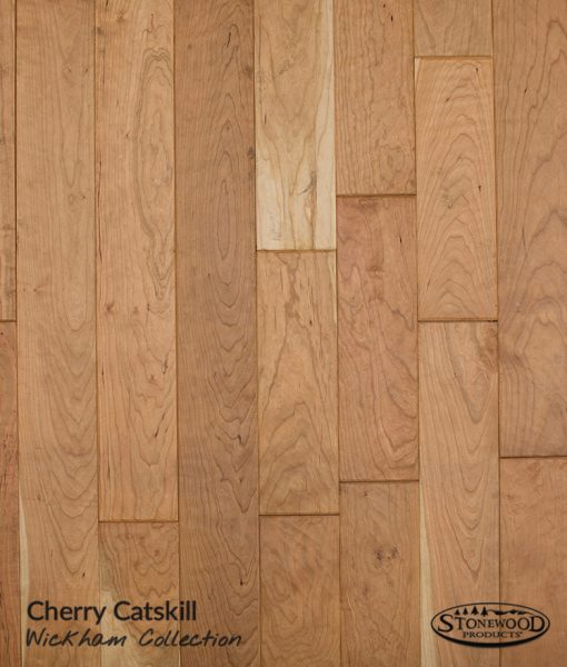 cherry hardwood flooring