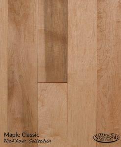 natural hardwood floors classic