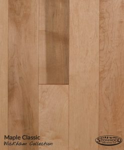 natural hardwood floors classic