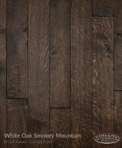 hardwood white oak flooring wickham