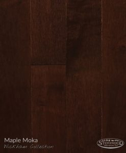 dark hard wood floors moka