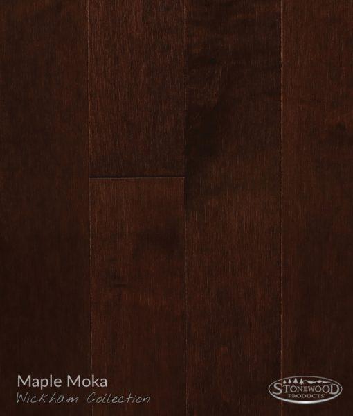 dark hard wood floors moka