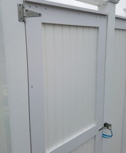 PVC Outdoor Shower Kit