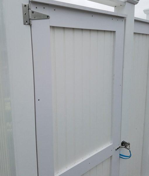 PVC Outdoor Shower Kit