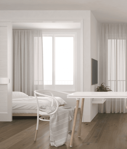 Westport Structured Wide plank Oak Floors