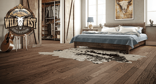 Wild West Collection Wickham Prefinished Hardwood Floors