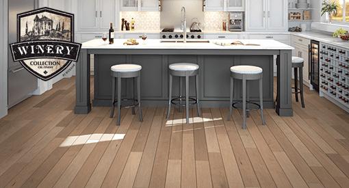 Winery Collection Wickham Prefinished Hardwood Floors