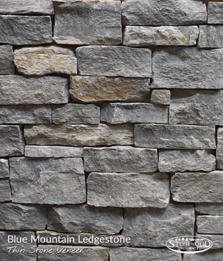 Thin Brick Veneer Stone Natural Thin Stone: Ledgestone Veneer Stones