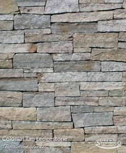 Colonial Tan Ledgestone