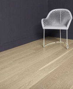 Crema Engineered Oak Flooring